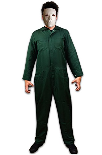 Trick or Treat Michael Myers Deluxe Adult Costume-Standard ()