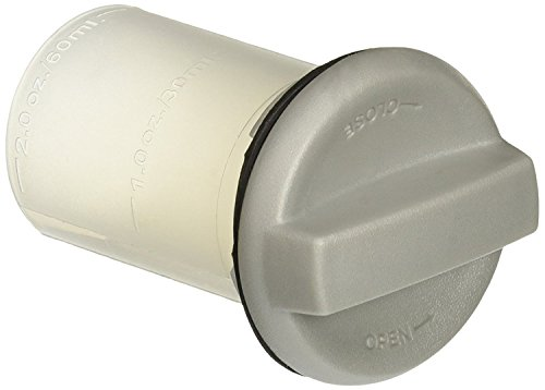 Tank Assembly Solution (Hoover Satin Silver Vacuum Solution Tank Cap Assembly # 300594018)