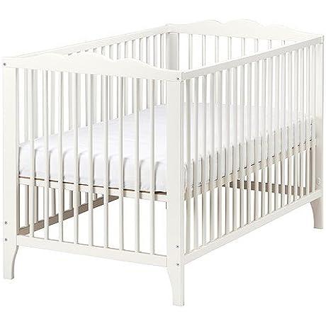 Ikea Crib White 1626 142617 1422
