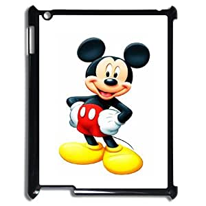 IPad 2,3,4 Phone Case for Classic theme Disney Mickey Mouse Minnie Mouse cartoon pattern design GDMKMM939986