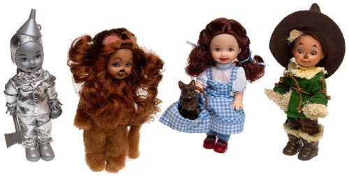 Kelly Doll & Friends The Wizard of Oz Gift Set (2003) ()