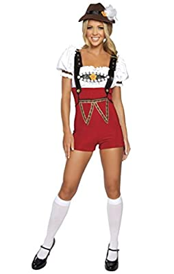 Sexy Pin Up Beer Maiden Halloween Costume