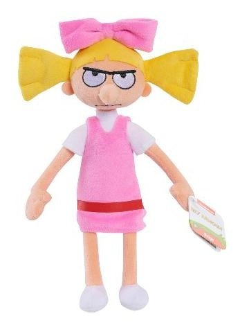 NEW! Nick 90s Rugrats Bean 8 inch Stuffed Figure - HELDA - Perfect for Both Kids and Collectors Alike!