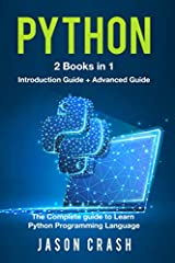 """If you don't know the programming, if you don't want to waste time and you want methods that Guarantee Results Immediately, then this is the perfect book for you.              You FINALLY have the book """"Python""""!                     Cod..."""
