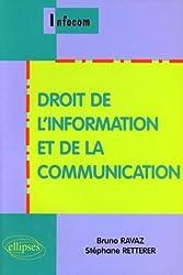 Droit de l'information et de la communication