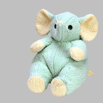 Amazon.com  Baby Ty - Elephantbaby the Elephant  Toys   Games 9158eb05a75