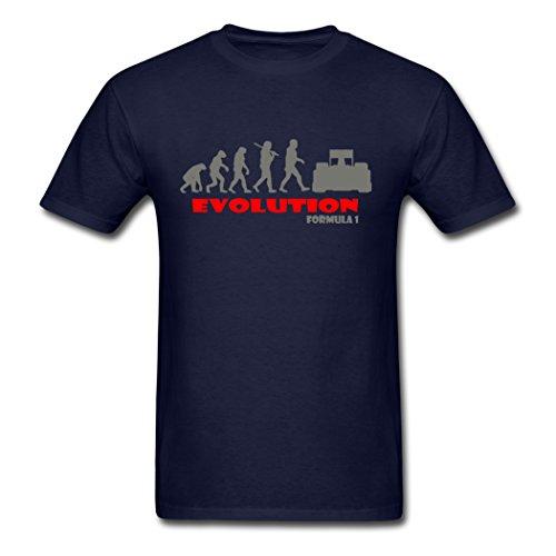 Formula 1 Evolution F1 KingDeng Discount Men T-Shirt