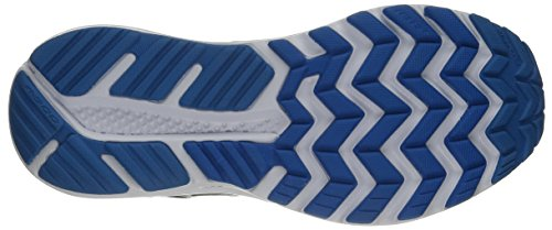 Saucony Triumph Iso 2, Zapatillas de Running Hombre Azul (Blue /     Black /     Silver)