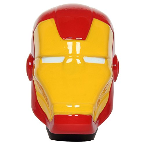 Pilot MVL-0404 Marvel Iron Man Shift Knob - Universal Fit