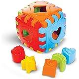 Cubo Didático Baby Cube Solapa, Maral, Multicor
