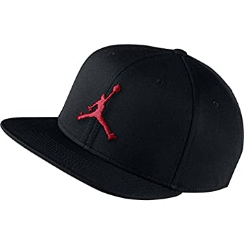 Nike 861452-015 Casquette Homme, Noir Gym Red, FR Fabricant   Taille ... 16b9d31edfb