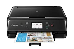 Meet the PIXMA TS6120 wireless inkjet all-in-one home printer - built for all of your everyday printing needs. Print all your documents, boarding passes, invitations and even great looking photos quickly and easily. When you need to print, yo...