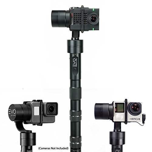 Used, EVO GP-PRO 3 Axis GoPro Gimbal for Hero3, Hero4 or for sale  Delivered anywhere in USA