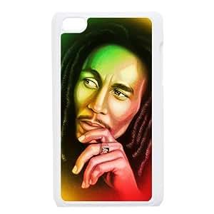 iPod Touch 4 Phone Case White Bob Marley UYUI6811790