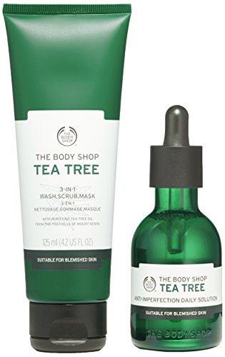 The Body Shop Tea Tree Rescue Kit Gift Set by The Body Shop (Image #3)