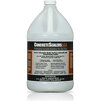 Amazon Com Quikrete Acrylic Concrete Cure Amp Seal 1