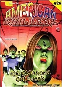 Book Oklahoma Outbreak (American Chillers) by Johnathan Rand (2008)