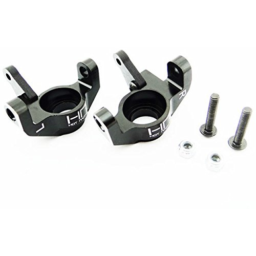 Hot Racing WRA21G01 Alum/CF Stock or High Steering Knuckles (2) - AX10