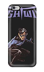 Awesome Nightwing Flip Case With Fashion Design For Iphone 6 Plus