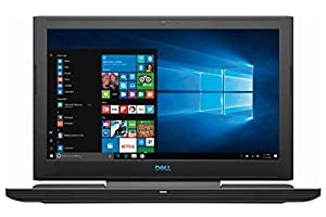 """Dell G7 15 Premium Gaming and Business Laptop (Intel 8th Gen i7-8750H 6-Core, 16GB RAM, 1TB HDD + 512GB Sata SSD, 15.6"""" Full HD 1920x1080, GeForce GTX 1060 6GB, USBc, Win 10 Pro) VR Ready"""