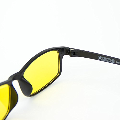 75de6e855cc90a 50%OFF Cyxus flexible et léger(TR90) rectangle lunettes filtre à lumière  bleue