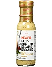 Kewpie Japanese Dressing Roasted Sesame 8 Oz.(deep Roasted Sesame Dressing (Creamy), 8 Oz)