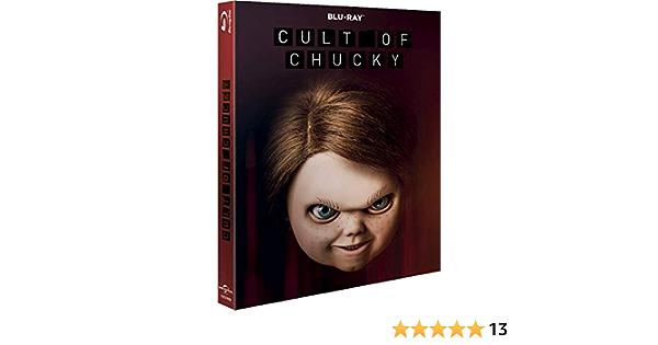 Cult of Chucky (Oring Halloween 2019) (BD) [Blu-ray]: Amazon.es: Allison Dawn Doiron, Alex Vincent, Brad Dourif , Don Mancini, Allison Dawn Doiron, Alex Vincent, Universal 1440 Entertainment: Cine y Series TV