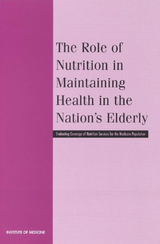The Role of Nutrition in Maintaining Health in the Nation's Elderly: Evaluating Coverage of Nutrition Services for the Medicare Population