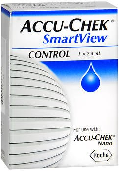 Accu Chek Smartview Normal Control Solution