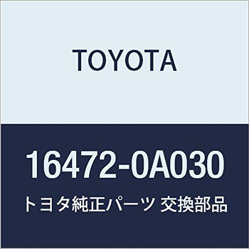 Toyota 16472-0A030 Engine Coolant Recovery Tank Hose