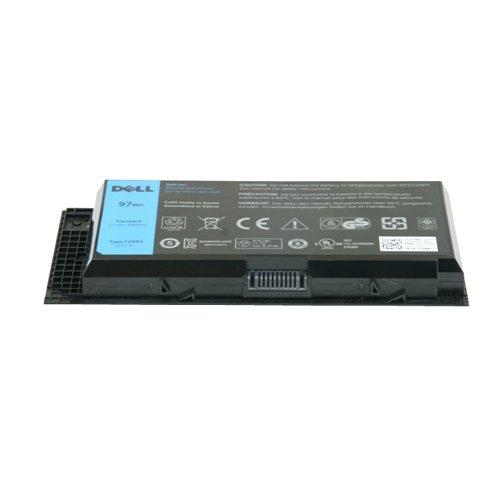 Dell Notebook-Akku, 97W / 9 Zellen, für Dell Precision M4600 , M6600, Teilenr. 451-11742, 8TYF7, K4RDX, 7DWMT, JHYP2