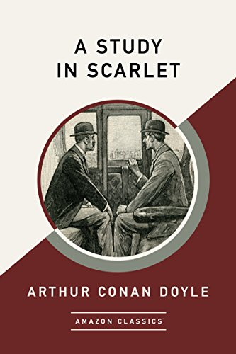 A Study in Scarlet (AmazonClassics -