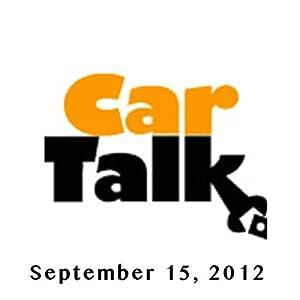 Car Talk, Vlad the Impala, September 15, 2012 Radio/TV Program