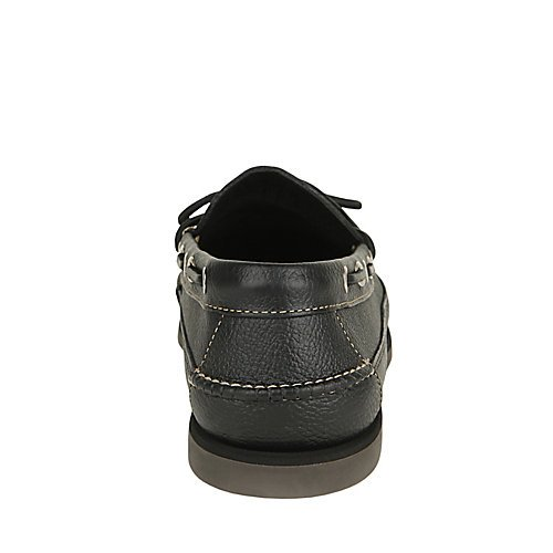 Steve Madden Mens Catskill Loafer Black Leather 9hI9So5