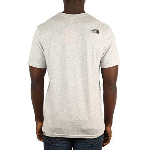 Wild Camiseta Heather Face North Hombre The Oat Easy Short Sleeve xqO10BAn