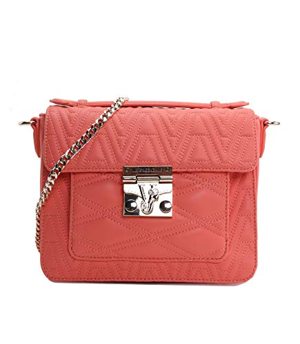 (Versace Jeans Women's Crossbody Bag No Size (Corallo))