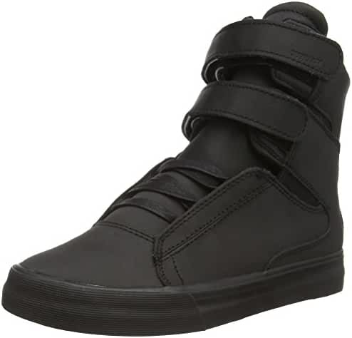 Supra Mens Society II Leather Trainers