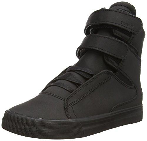Supra Society Ii Größe 13 Schwarz - Schwarz Skate Schuhe