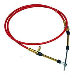 B&M 80604 4\' Long Performance Shifter Cable