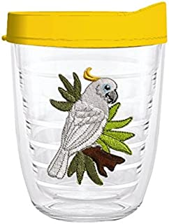 product image for Smile Drinkware USA-COCKATIEL 12oz Tritan Insulated Tumbler With Lid and Straw