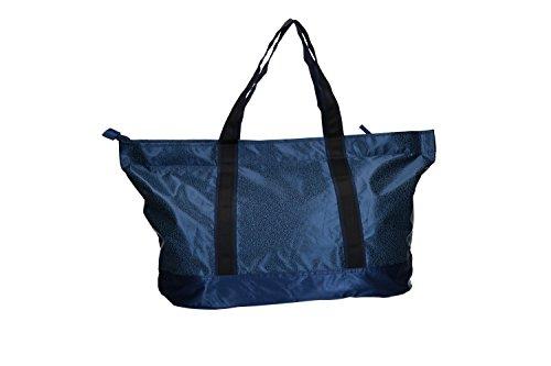 Biagiotti blu a zip donna spalla VV294 piscina Borsa Laura apertura mare dFAwqdCR