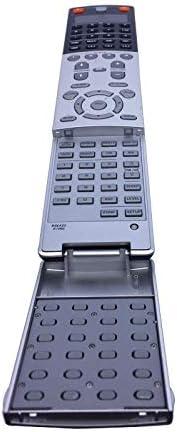 Calvas Original Remote Control RAV422 ZF72960 suitable for YAMAHA Power Amplifier AV RAV412 RAV420 RX-A3000 RX-V3067 RX-V3073 Used