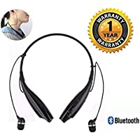 odestro HBS-730 Bluetooth Stereo Sports Headset for Running,Jogging,Walking,Gym Compatible with Xiaomi, Lenovo, Apple, Samsung, Sony, Oppo, Gionee, Vivo Smartphones(Multicolour)