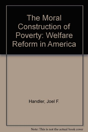 bibliography for welfare reform Some women are better off economically, but poverty and psychosocial problems  still plague many who are on, and newly off, welfare.