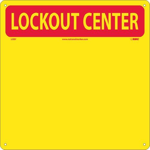 [해외]NMC 잠금 장치 태그 아웃 센터 키트 (고리 포함)/NMC Lockout Tagout Center Kit with Hooks