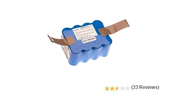 vhbw Batería 2200mAh Azul Apta para Robot Aspirador Klarstein ...