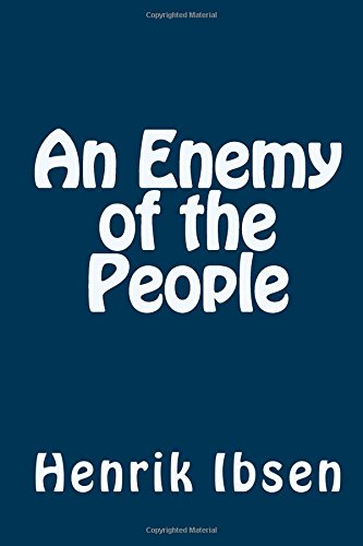 An Enemy of the People pdf epub