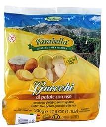 Farabella - Imported Italian Gnocchi [Gluten-Free], (2)- 17.6 Ounce. Pkgs.