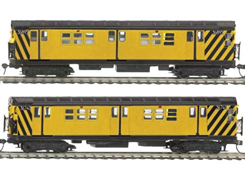 MTH TRAINS; MIKES TRAIN HOUSE MTA R-17 2-CAR Subway ()