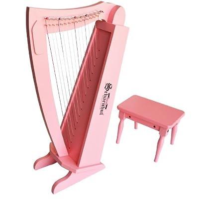 schoenhut-music-set-pink-one-size